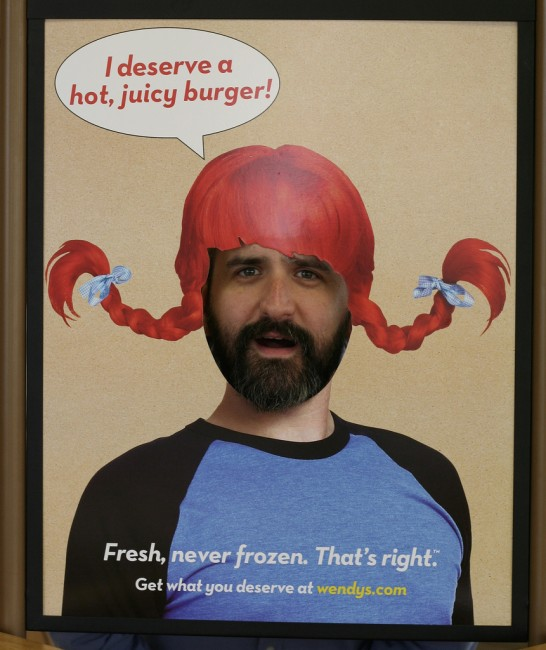 Wendys ad